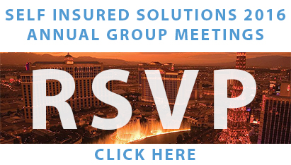 RSVP for Self Insured Solutions 2016 Annual Group Meetings